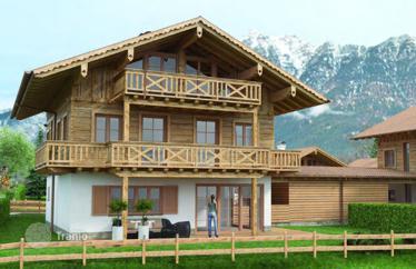 Villa – Garmisch-Partenkirchen, Bayern, Deutschland